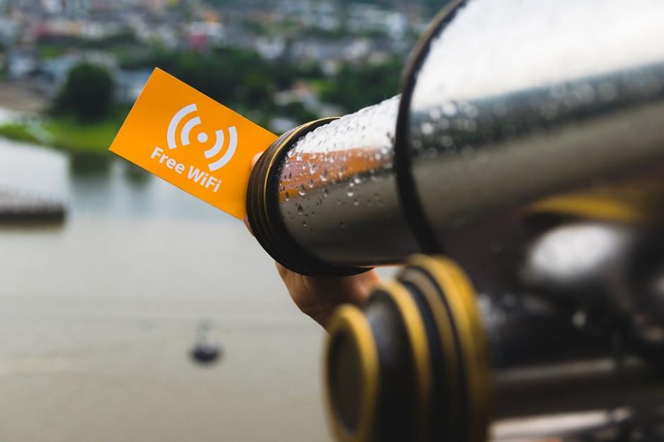 Publiczne punkty dostępu do internetu przyspieszą. Projekt zakłada prędkość 30 Mb/s
