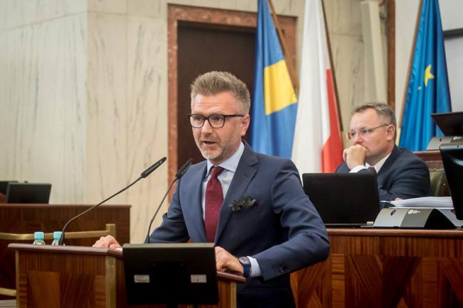 Kandydat PO na prezydenta Katowic chce wzmocnienia rad dzielnic
