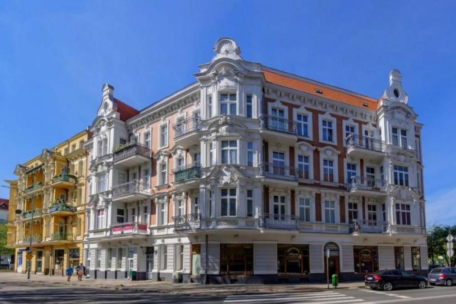 Szczecin pięknieje dzięki miejskim pożyczkom