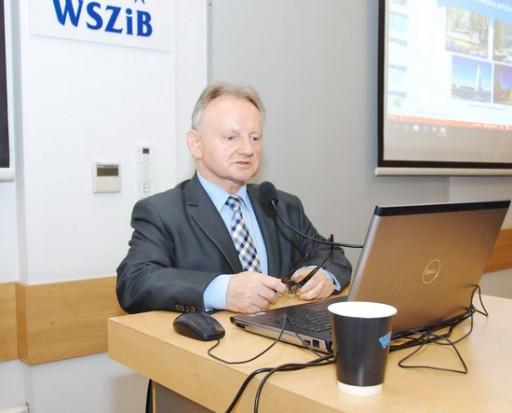 Jan Golba, burmistrz Muszyny i prezes Stowarzyszenia Gmin Uzdrowiskowych RP (fot. sgurp.pl)