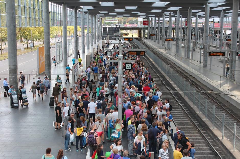 W Olsztynie powstają nowe przystanki kolejowe