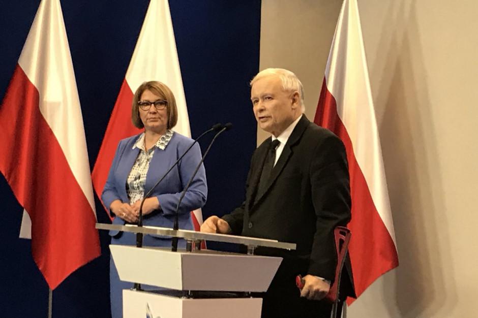 Jarosław Kaczyński: Nie będzie łączenia funkcji w spółkach Skarbu Państwa i w samorządach