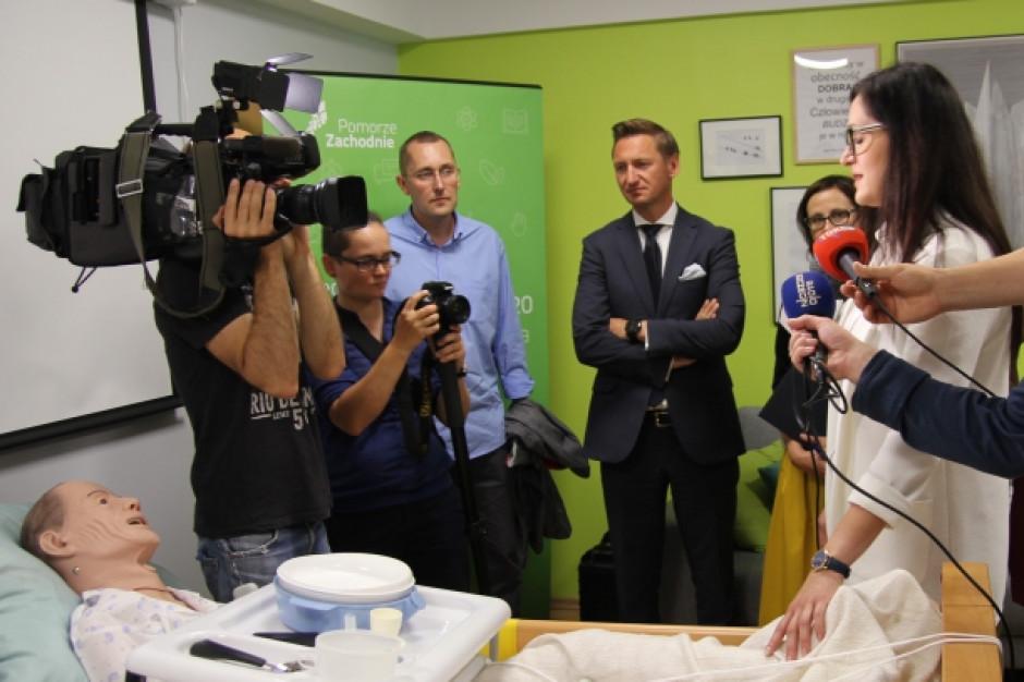 Szczecin: Otwarto mieszkanie modelowe dla osób niesamodzielnych