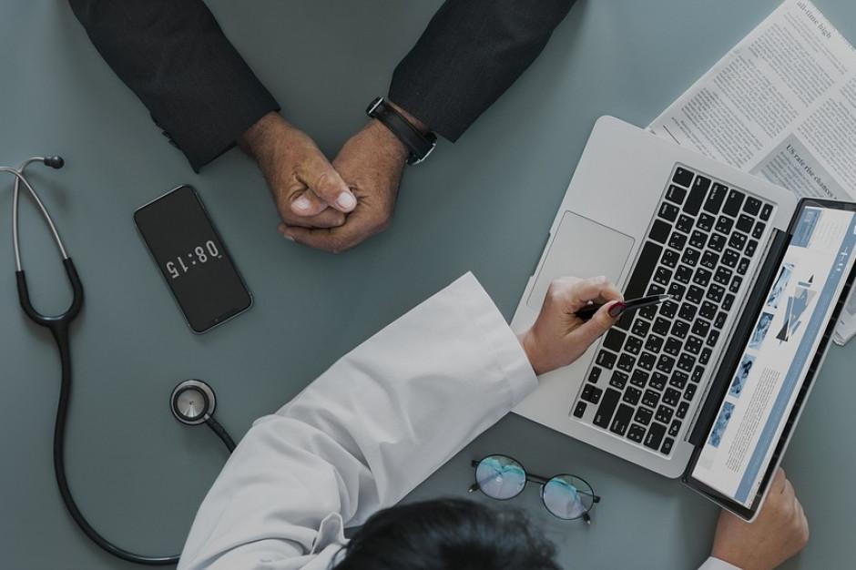 Kolejny problem w służbie zdrowia: e-Zdrowie nie działa jak należy