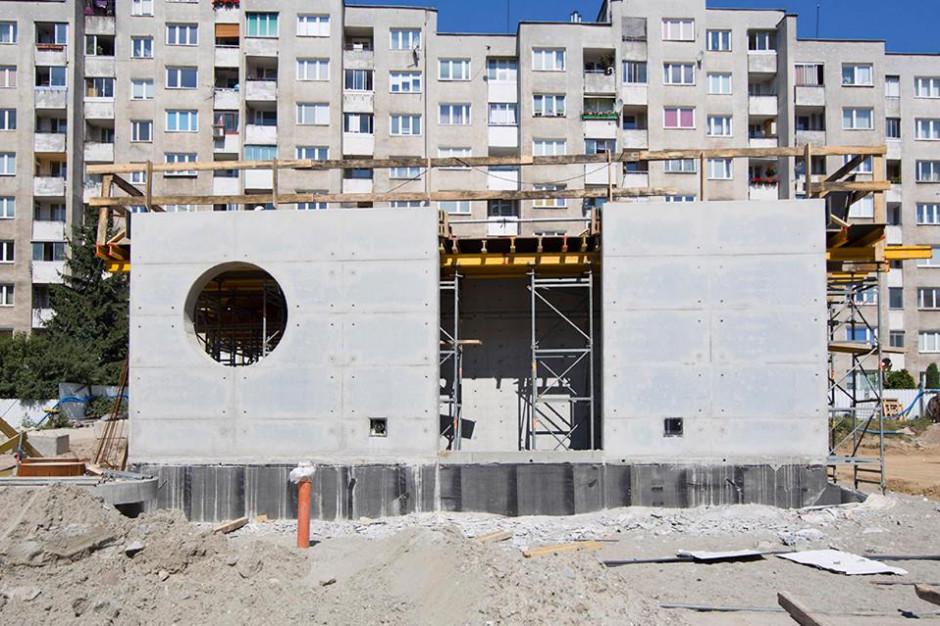 Zaawansowane prace na budowie II linii metra na Targówku