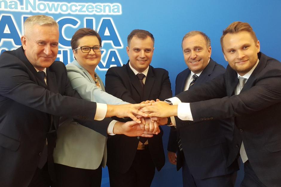 Mariusz Szmidt kandydatem Koalicji Obywatelskiej na prezydenta Suwałk