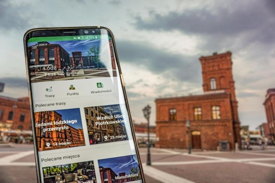Łódź ma aplikację, która pomoże zwiedzać miasto