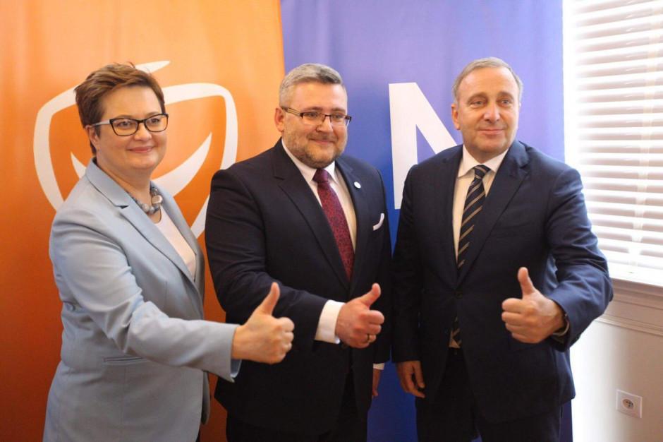 Maciej Borysewicz kandydatem Koalicji Obywatelskiej na prezydenta Łomży