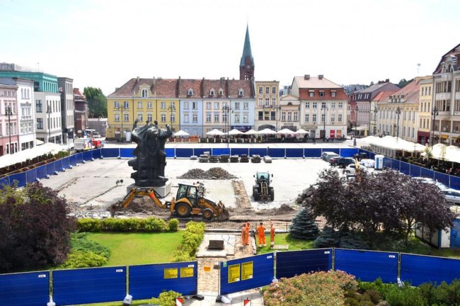 Bydgoszcz obniża czynsze za letnie ogródki