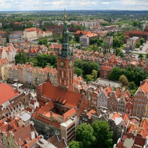 W Gdańsku na razie bez konkretnych ruchów w sprawie stref. Urzędnicy zauważają, że przepisy niejednoznacznie określają, czym jest śródmieście (fot. wikipedia/www.slupczewski.pl)