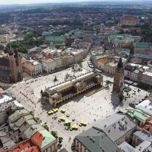 Kraków nie wyklucza wprowadzenia ŚSPP, ale urzędnicy do kształtowania polityki parkingowej planują wykorzystać także zapisy ustawy o elektromobilności (fot. wikipedia)