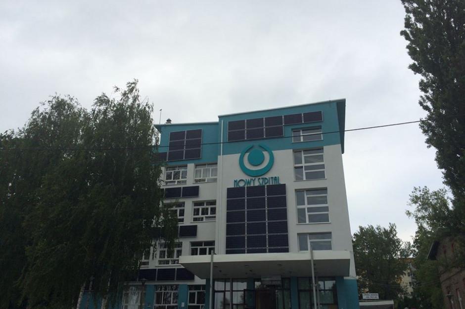 Szpital w Świeciu z dotację na ocieplenie budynku