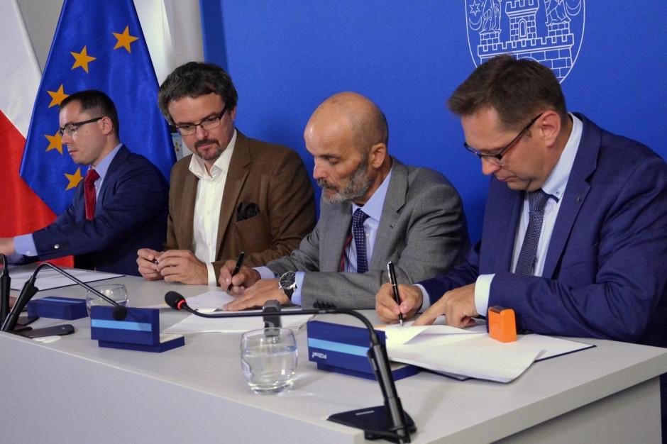 Poznań: podpisana umowa na przebudowę trasy tramwajowej