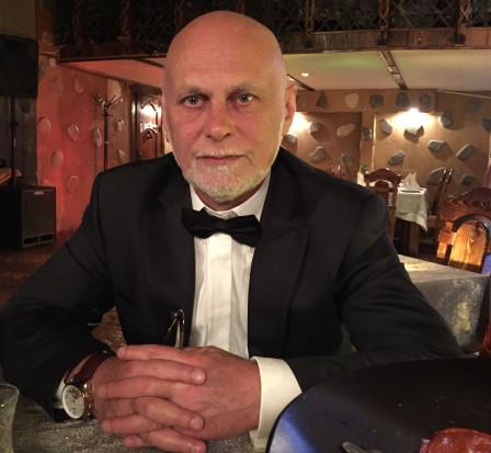Adam Hańderek (fot.archiwum AH)