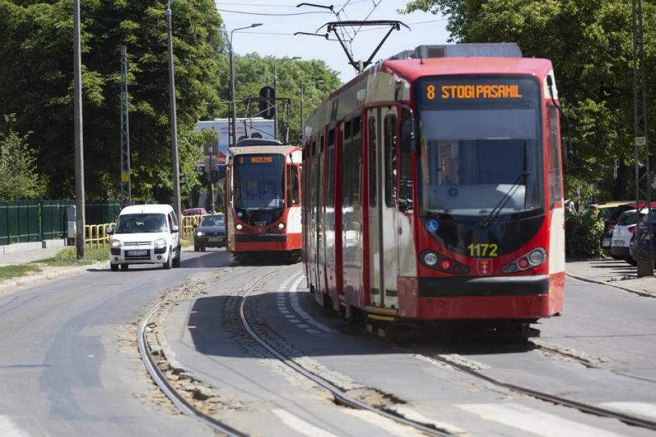 Rusza przebudowa linii tramwajowej na gdańskich Stogach. Będą utrudnienia w ruchu