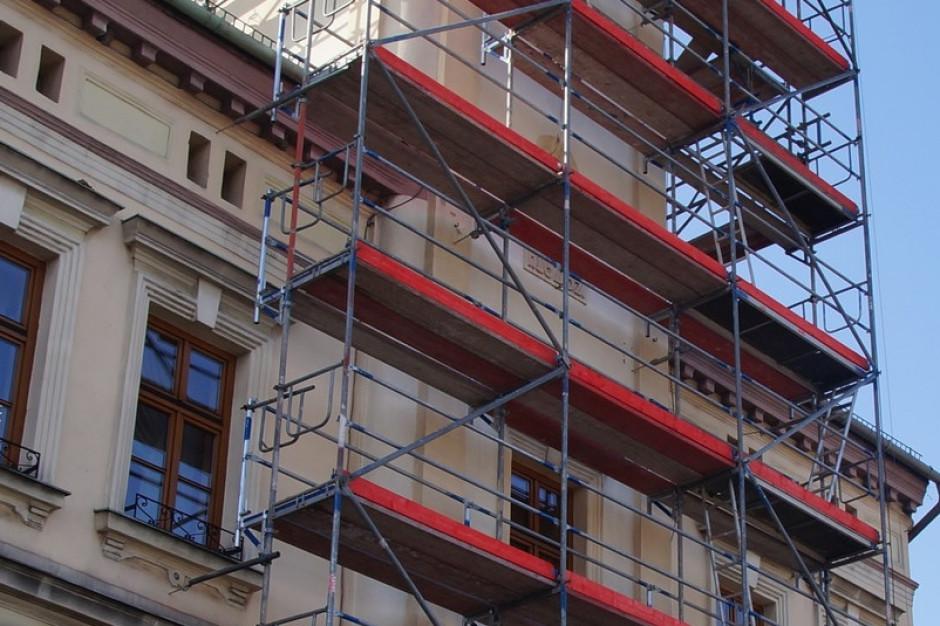 W Strumieniu dobiega końca remont najstarszego ratusza w Śląskiem