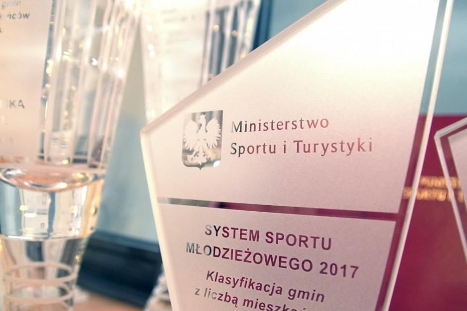 Współzawodnictwo Sportu Młodzieżowego. Warszawa, Sopot i Kościelisko najlepszymi gminami w 2017 r.