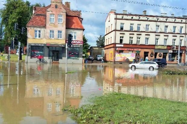 Nawalne deszcze nie są dziś wyjątkowe (fot. Shutterstock)