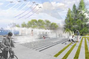 Krakowski park zyska nową atrakcję
