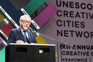 """Jacek Majchrowski: Nie jestem kandydatem """"partyjnym"""""""