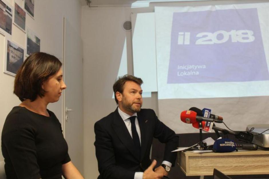 Szczecin ma pół miliona na działania mieszkańców