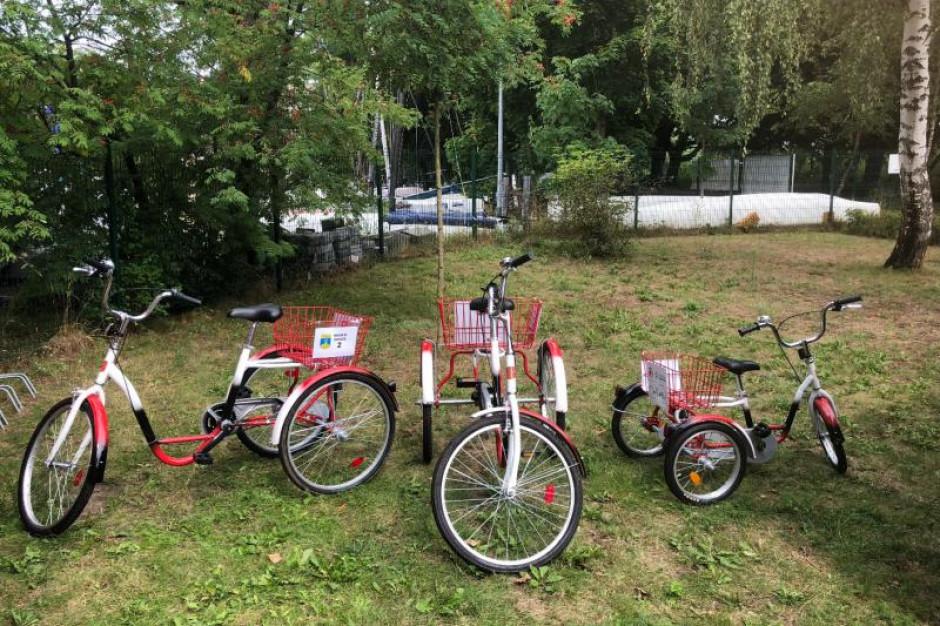 W Sopocie będzie można wypożyczyć rowery dla osób niepełnosprawnych