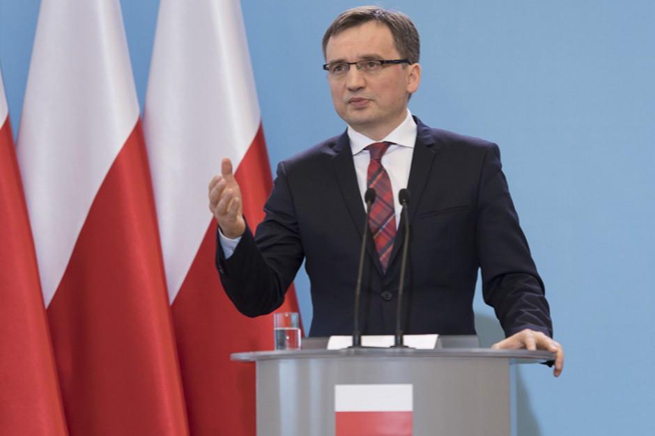 Zbigniew Ziobro zachwala Patryka Jakiego