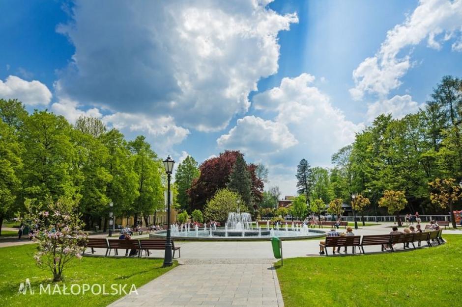Krynica-Zdrój jeszcze piękniejsza i bardziej atrakcyjna dla turystów