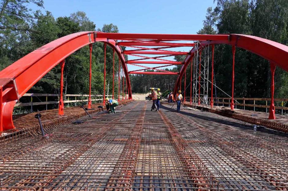 Trwa budowa mostu w Przetocznicy. To alternatywa dla dróg krajowych
