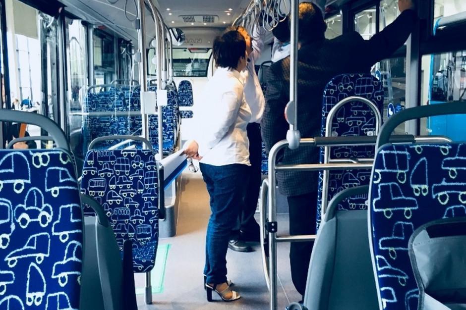 Tarnów odebrał nowe autobusy od firmy MAN
