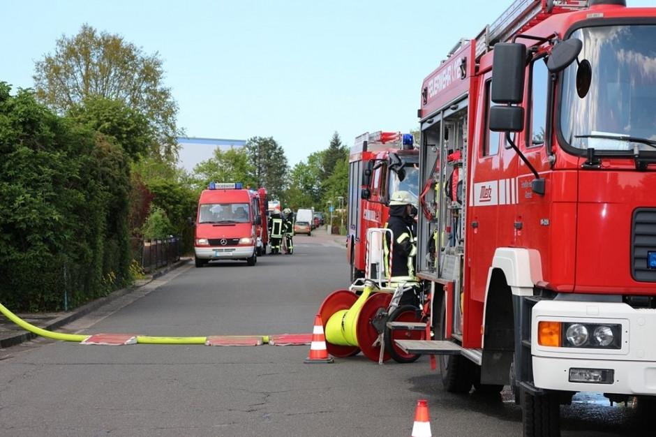 Po wycieku gazu w Kamiennej Górze konieczna ewakuacja ponad 70 osób