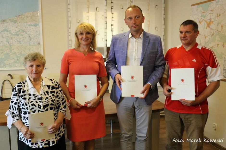 Ustronie Morskie, Dygowo i Kołobrzeg ze wsparciem z grantów sołeckich