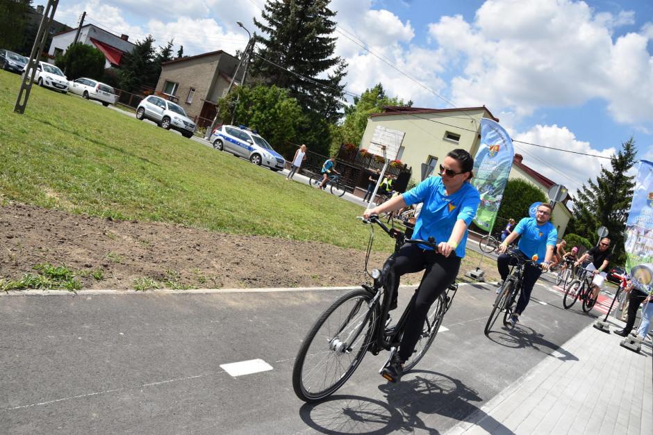 Świdnica: Droga rowerowa łącząca 3 sołectwa jest już gotowa