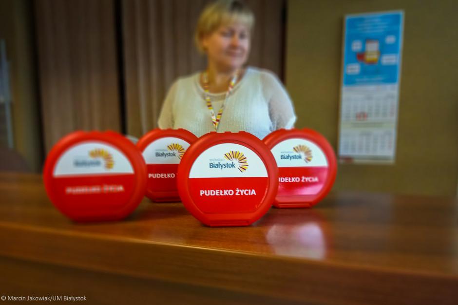 Białystok: jest kolejny tysiąc ''pudełek życia'' dla seniorów