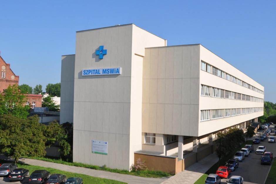 MSWiA w Łodzi ma nową salę operacyjną. Otworzył ją szef resortu spraw wewnętrznych