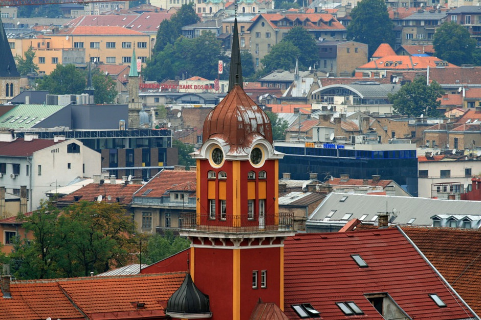 Sarajewo: Burmistrzowie proszą rząd o pomoc dla migrantów