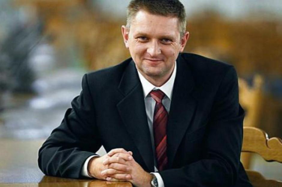 Andrzej Rozenek kandydatem SLD na prezydenta Warszawy