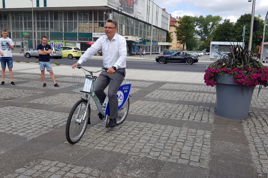 Zielona Góra za kilka tygodni rusza z rowerem miejskim