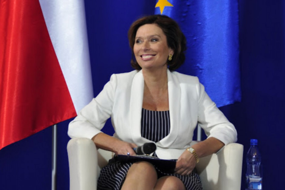 Kidawa-Błońska: protesty mają sens, powinny doprowadzić do tego, by ludzie poszli na wybory