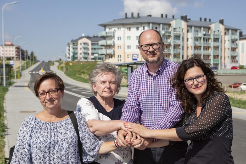Paweł Adamowicz odkrywa kolejne karty swojego komitetu wyborczego