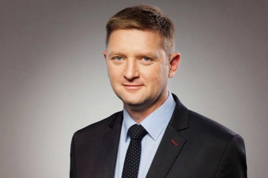 Andrzej Rozenek: wchodzę do tej gry, bo Warszawiakom należy się nowa lepsza stolica