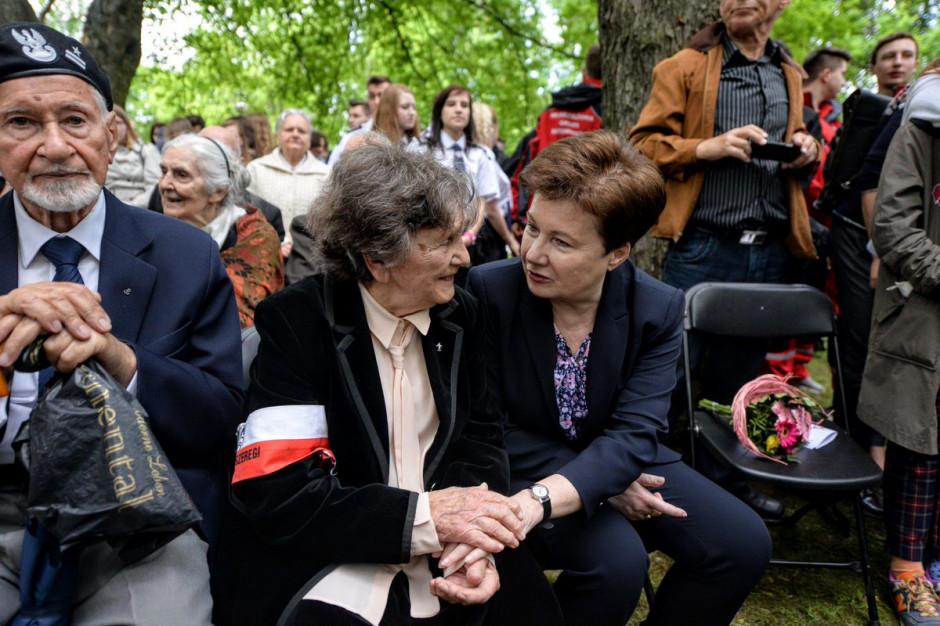 Gronkiewicz-Waltz o stolicy Polski: Warszawa to miasto niezłomne