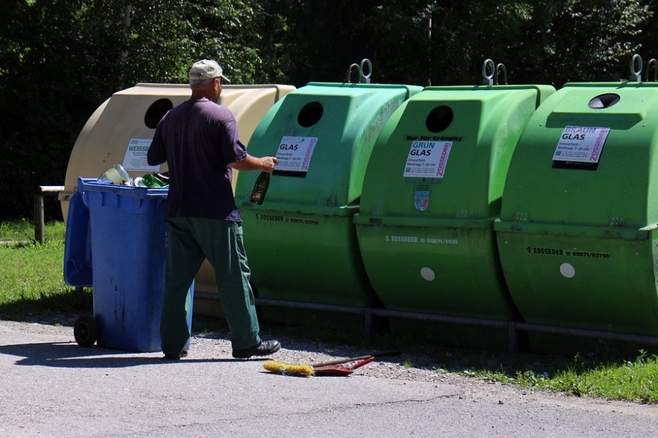 Milanówek, Stara Kornica i Zatory z unijną dotacją na selektywną zbiórkę odpadów