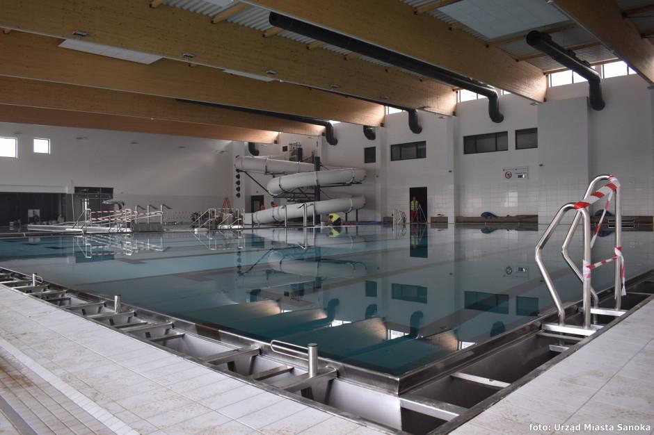 Sanockie baseny będą najnowocześniejsze w województwie