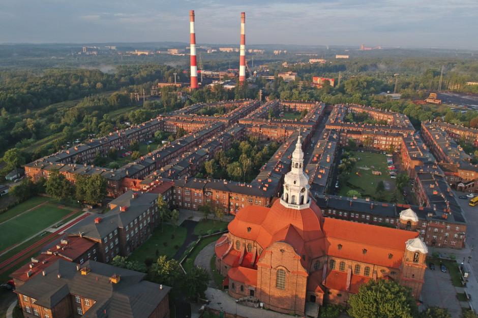 Samorząd Katowic przejmie unikatowe obiekty szybu Poniatowski