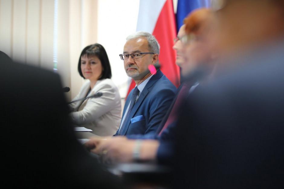 Jerzy Kwieciński: aby lepiej zarządzać RPO trzeba mieć dobrych managerów w samorządach