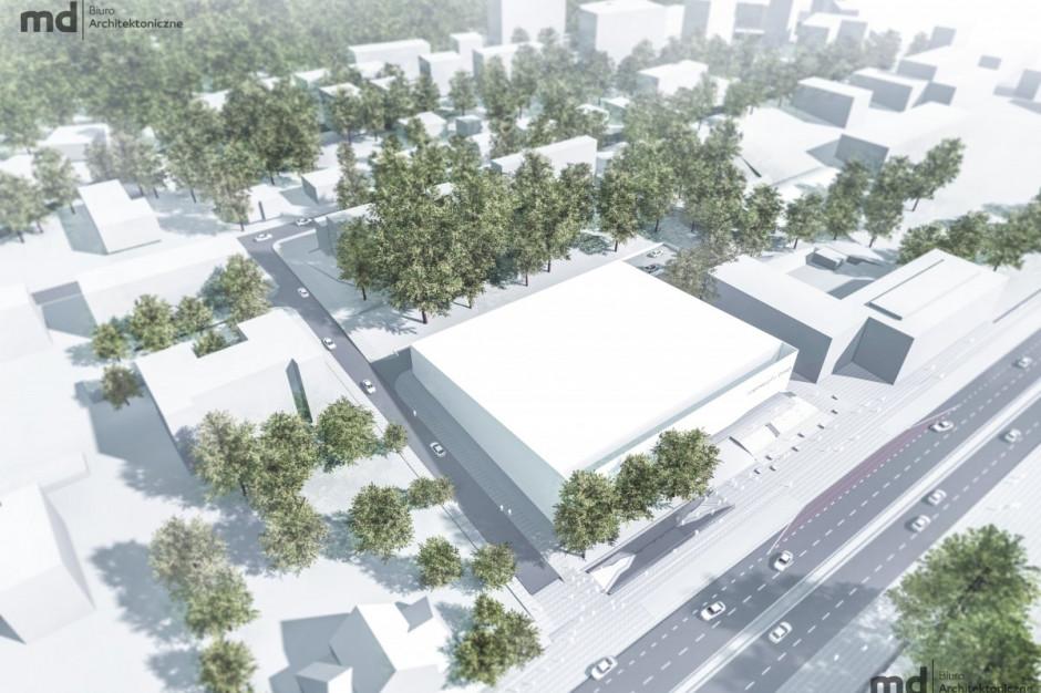 Będzie nowy przetarg na budowę lodowiska w Gdyni