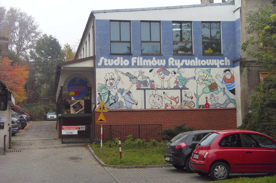 Ruszył remont zabytkowej siedziby bielskiego Studia Filmów Rysunkowych