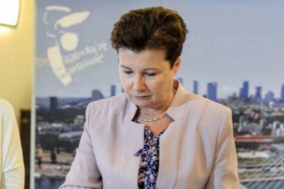 Hanna Gronkiewicz-Waltz: czekam na doprowadzanie siłą przed komisję weryfikacyjną