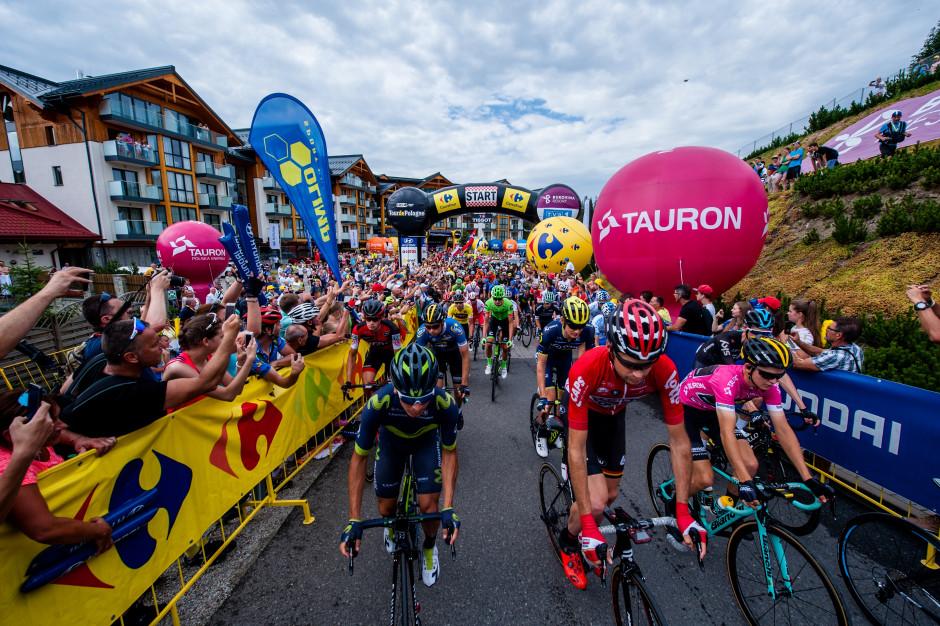 Porażka Tarnowskich Gór w Tour de Pologne może okazać się sukcesem